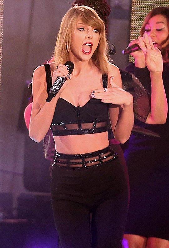 Pátá Taylor Swift má 107 miliónů fanoušků.