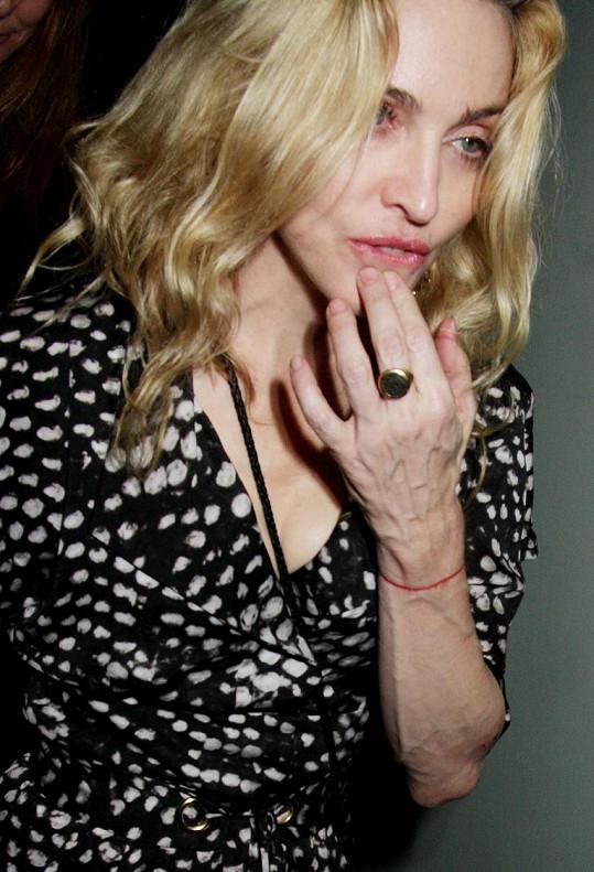 Zpěvačka Madonna (58)
