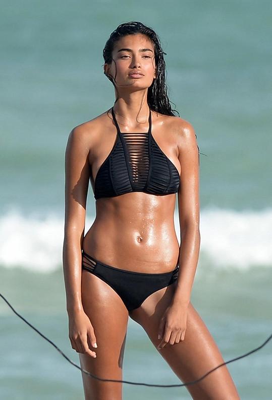 Modelka Kelly Gale je hvězdou světových značek