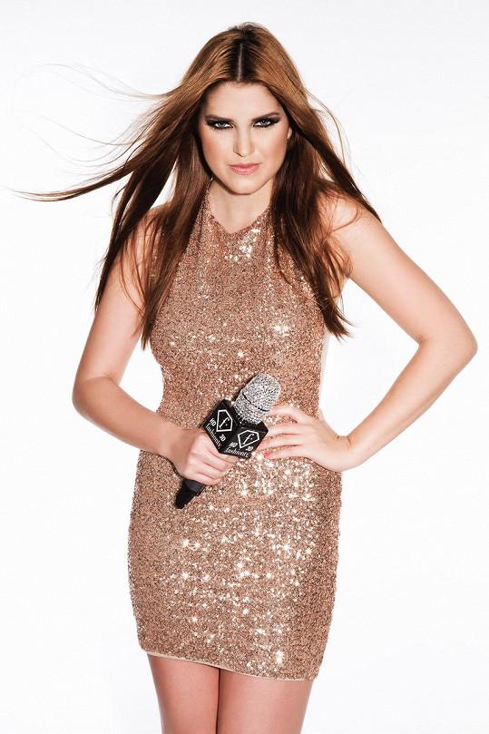 Jana byla součástí týmu Fashion TV.