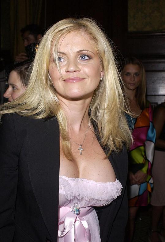 Danniella v roce 2003
