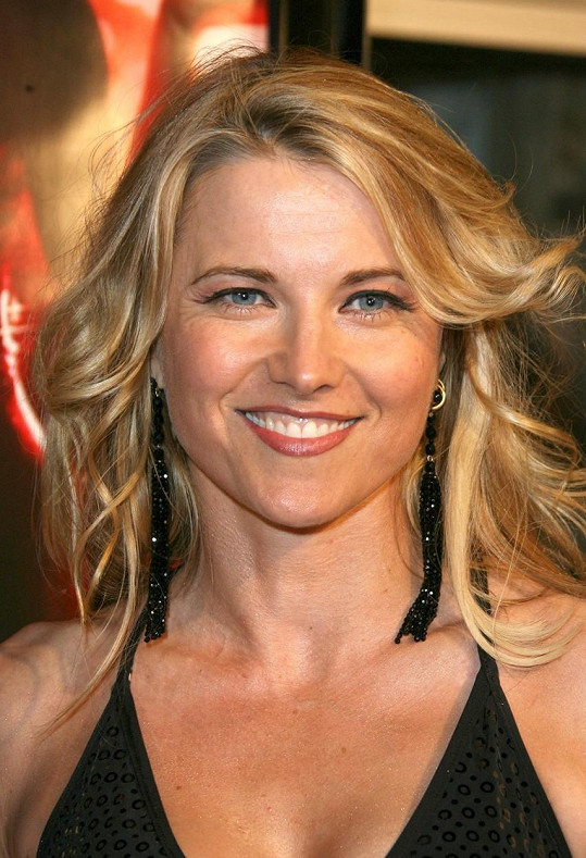 Lucy Lawless v roce 2006