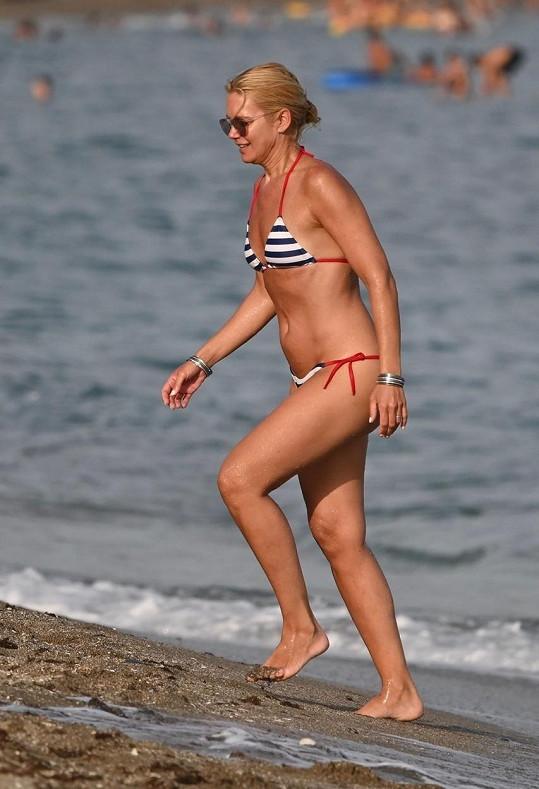 Argentinská modelka vypadá stále skvěle.