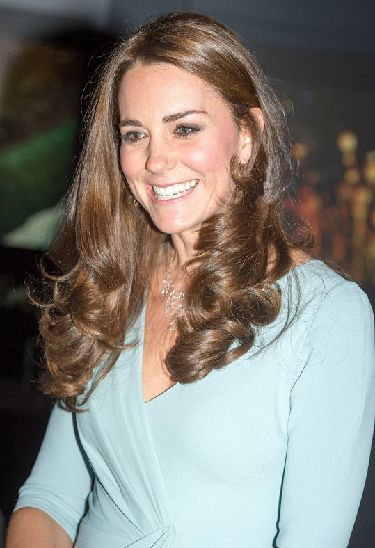 Skutečná vévodkyně z Cambridge