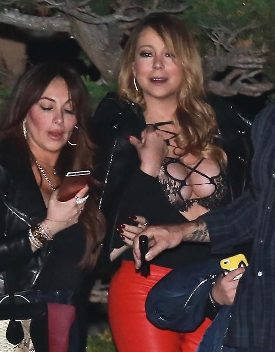 Mariah zřejmě dlouho sama nezůstane.