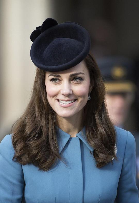 Vévodkyně z Cambridge jako obvykle bodovala.