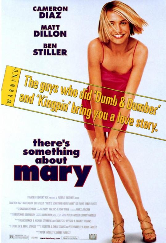 Diaz v komedii Něco na té Mary je.