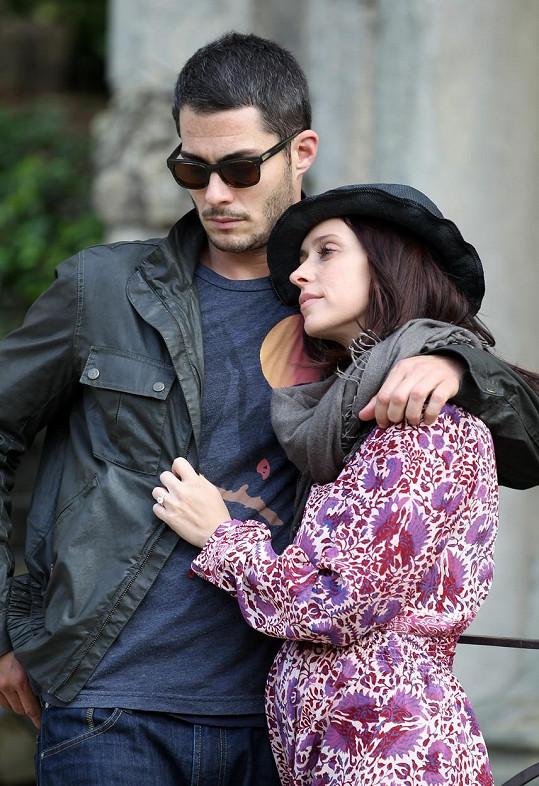 Jennifer s manželem Brianem