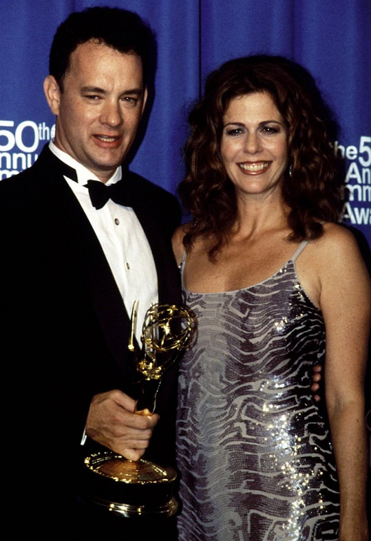 Tom Hanks a Rita Wilson tvoří manželský pár už 27 let.