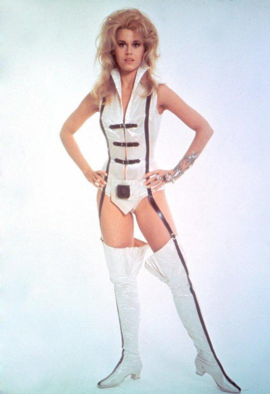 Barbarella z ní v roce 1968 učinila sexsymbol.