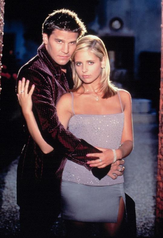 Sarah Michelle Gellar roli odmítla a místo toho vzala hlavní roli v seriálu Buffy, přemožitelka upírů.