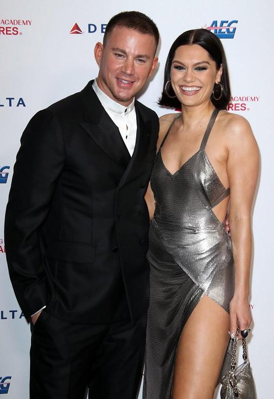 Jessie J a Channing to dali zase dohromady.