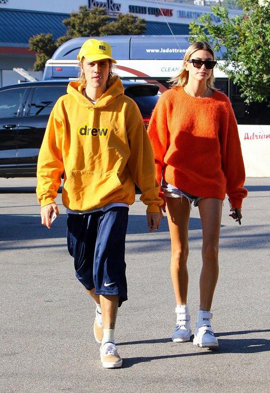 Sňatkem s Justinem Bieberem na sebe Hailey strhla obrovskou pozornost, o kterou prý nestojí.