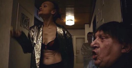 V seriálu Stopy života byste ji sotva poznali.