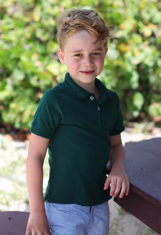 Při 6. narozeninách prince fotila také vévodkyně.