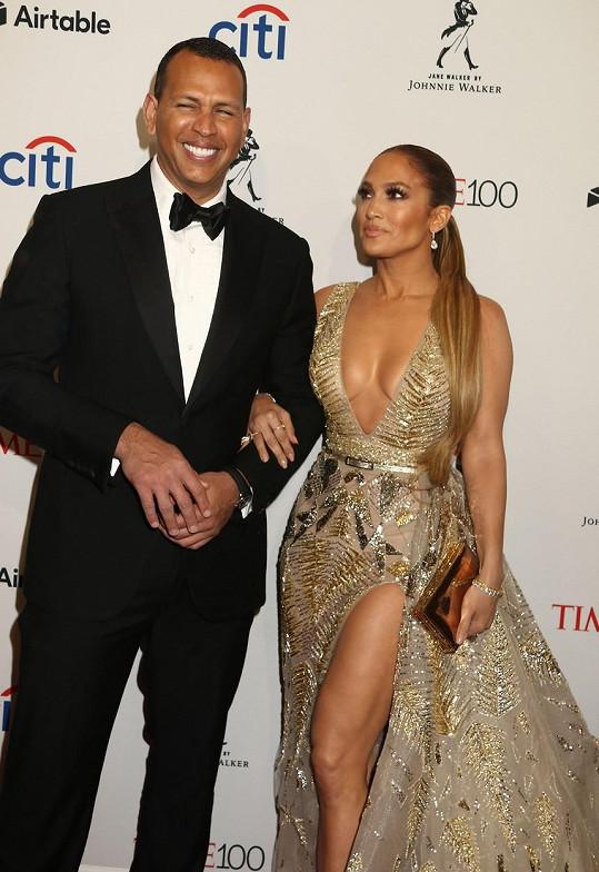 Jennifer Lopez a Alex Rodriguez se prý rozešli.