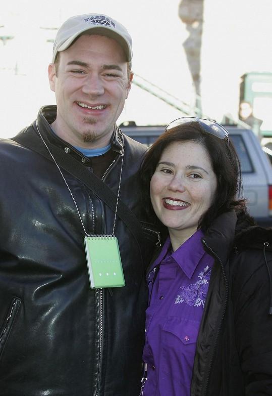 Exmanželé Jackson Douglas a Alex Borstein. Oba si v seriálu zahráli.