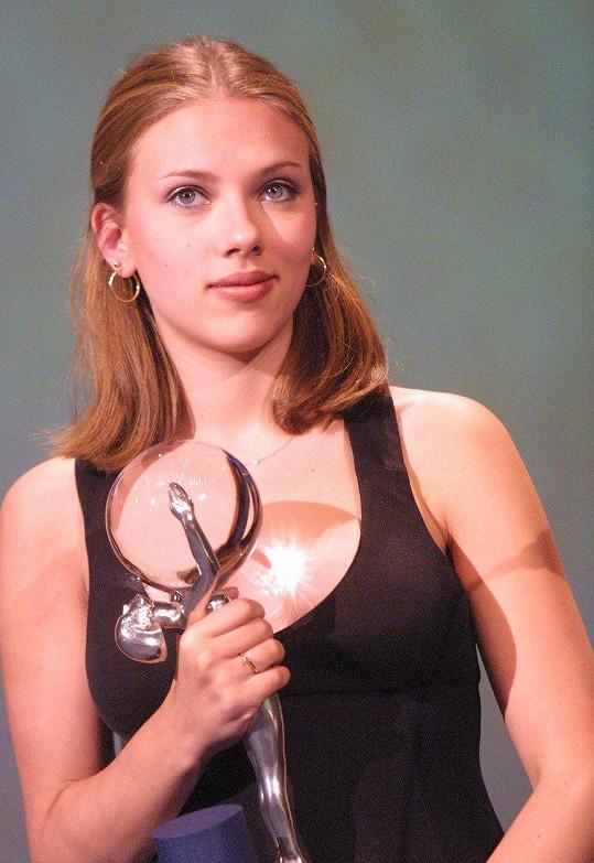 Scarlett Johansson (2001)