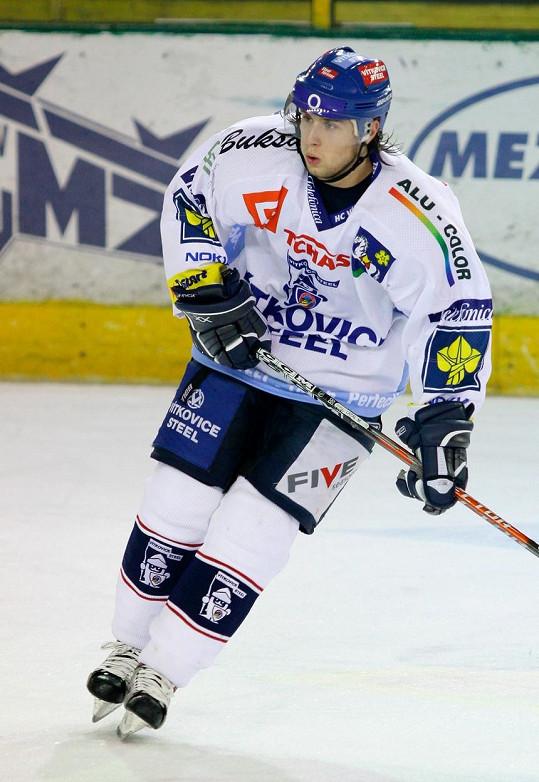 Chodí s extraligovým hokejistou Tomášem Káňou.