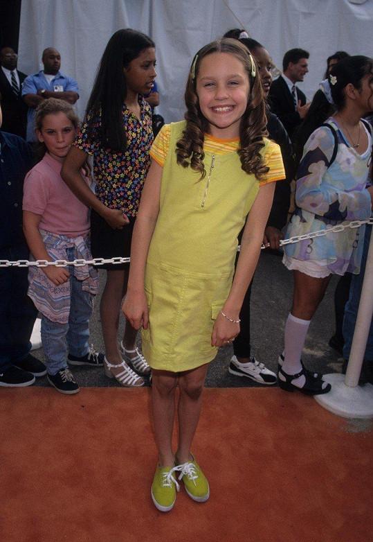 Amanda Bynes byla úspěšnou dětskou hvězdičkou.