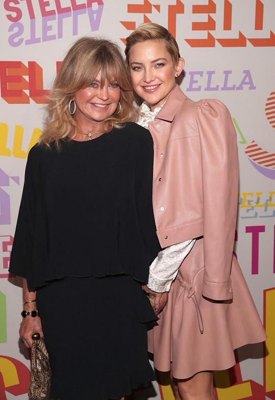 Kate je pyšnou dcerou legendární Goldie Hawn.