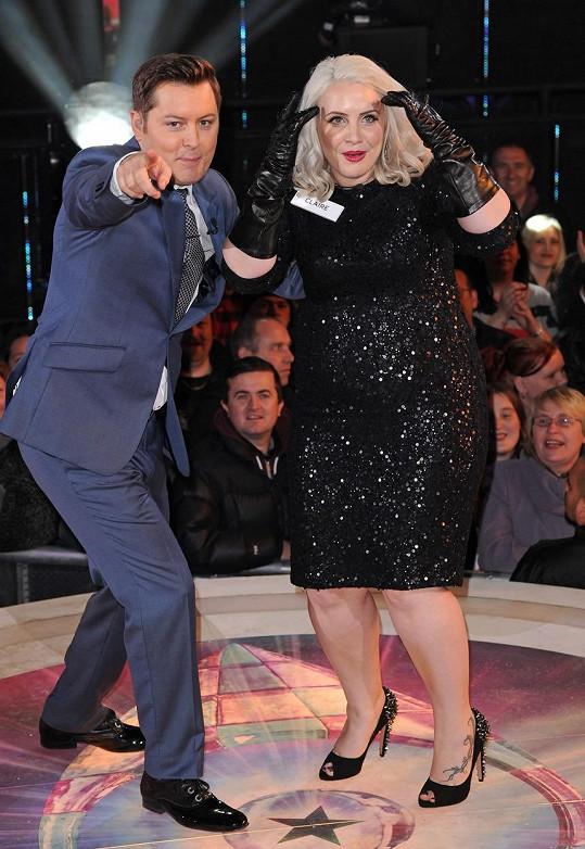 Zpěvačka se před třemi lety účastnila show Celebrity Big Brother.