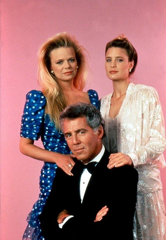 Jed Allan v soap opeře Santa Barbara, která se vysílala v letech 1984-1993.