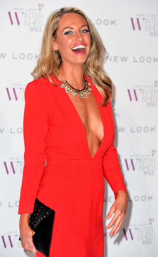 Josie Gibson je vítězkou reality show Big Brother.