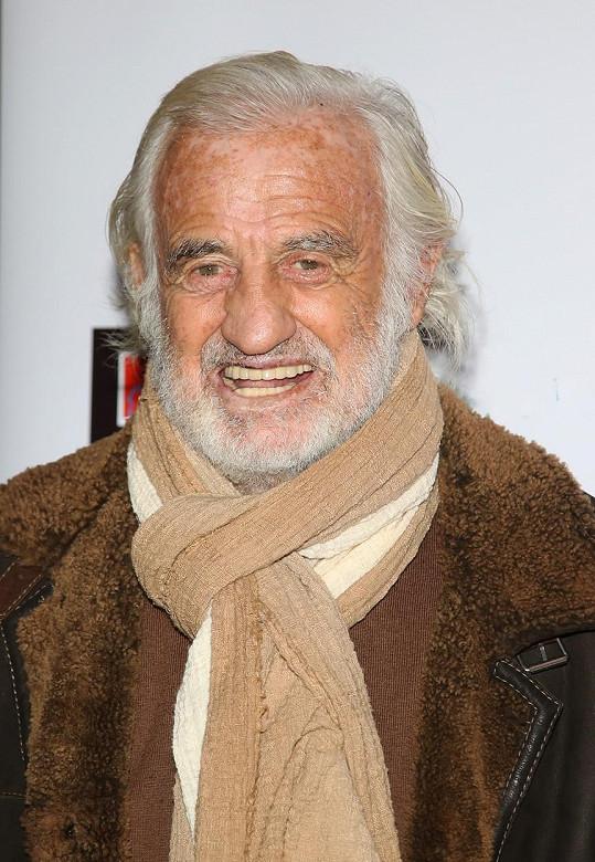 Jean-Paul Belmondo odešel ve věku 88 let.