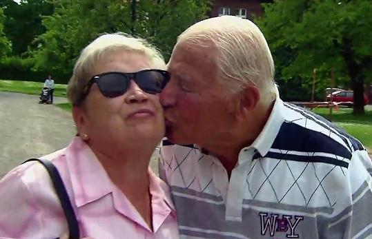Karel a Věra se milují už 50 let.