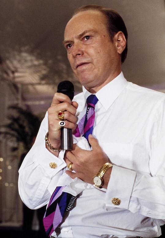 George Gerdes hrál v celé řadě televizních seriálů.