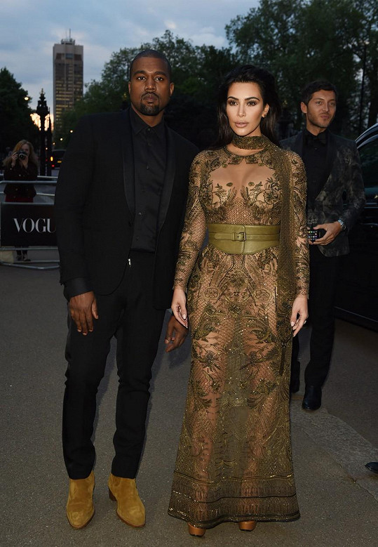 To Kim Kardashian opět musela ukázat víc, než bylo nutné...