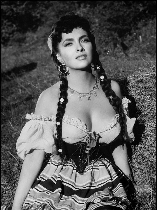 První slavná role ve filmu Fanfán Tulipán (1952)