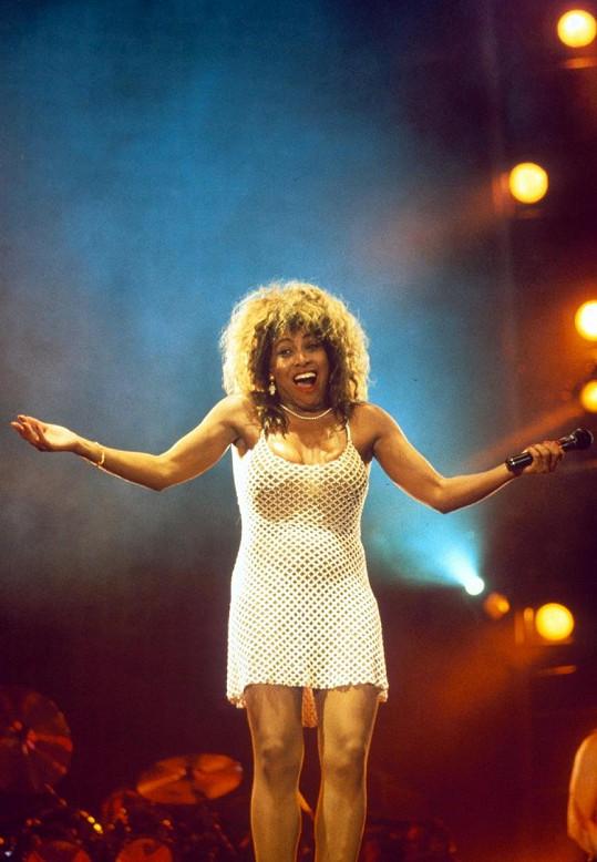 Skutečná Tina Turner