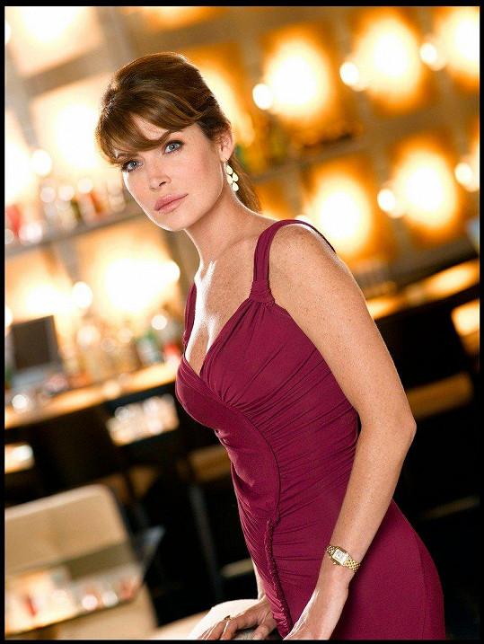 Lara Flynn Boyle v roce 2003