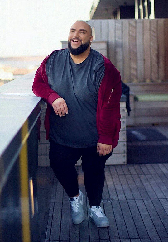 Tohoto velkého chlapíka jste mohli vidět v akci i nyní, během únorového týdne módy v New Yorku.