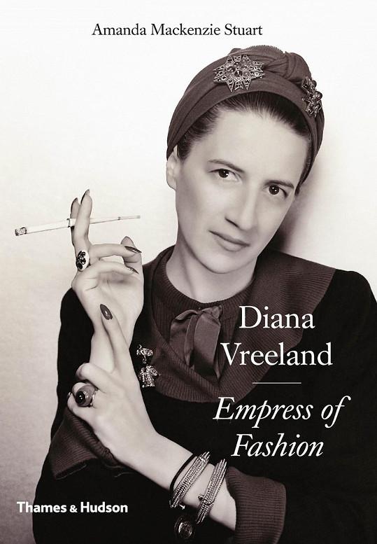 Diana Vreeland byla slavnou módní redaktorkou.