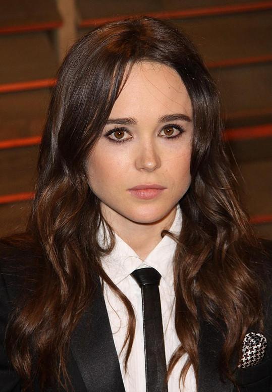 Do té doby ho svět znal jako herečku Ellen Page.