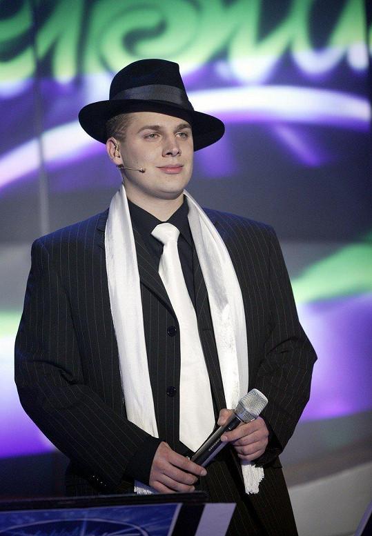 Tomáš Savka v soutěži Česko hledá SuperStar (2004)