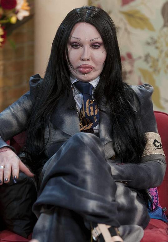 Pete chtěl být jako Cher.