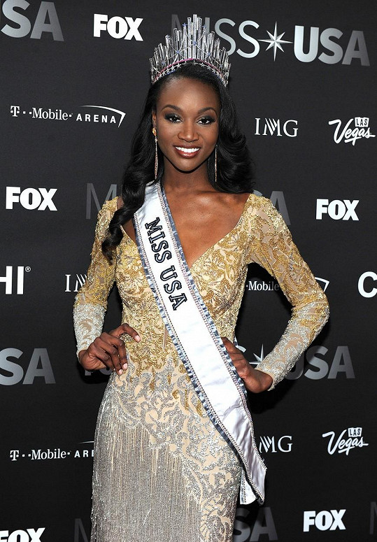 Deshauna Barber je novou Miss USA.