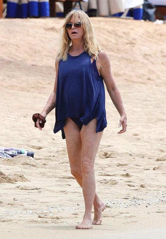 Amy Schumer natáčí komedii s Goldie Hawn.