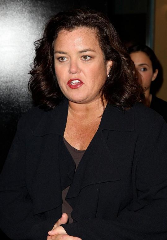 Rosie O´Donell adoptovala pět dětí.