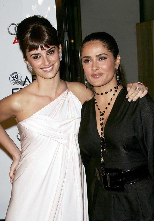 Penelope Cruz & Salma Hayek