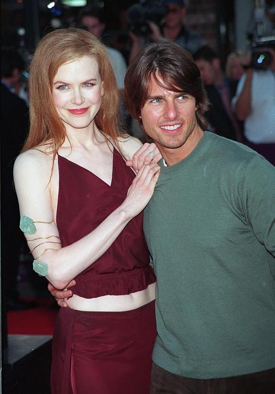 Jedenáct let prožil s Nicole Kidman.