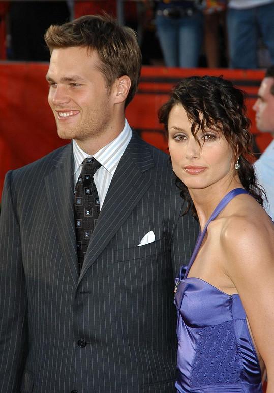 Bridget má náctiletého syna s hráčem amrického fotbalu Tomem Bradym.