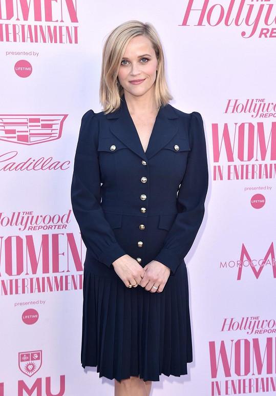 Reese je jednou z top 100 nejvlivnějších žen zábavního průmyslu.