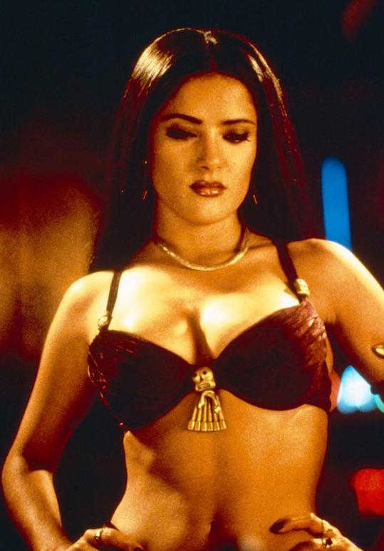 V Hollywoodu začala rolí tanečnice v Od soumraku do úsvitu.