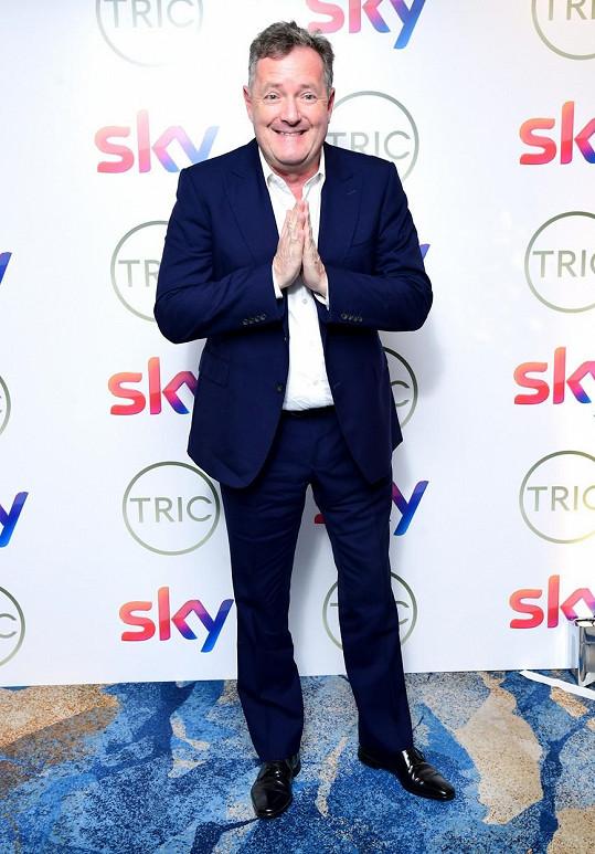 Piers Morgan se rozhodl odejít z pořadu Good Morning Britain.