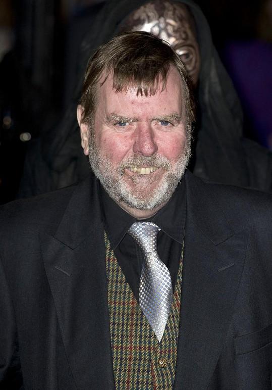 V roce 2010 herec nosil plnovous.